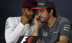 Past 'history' will block Mercedes move for Alonso - Wolff