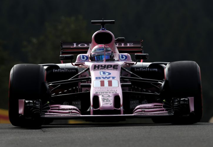 Esteban Ocon: Force India driver to 'move forward' with team-mate Sergio Perez