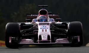 Force India goes for aggressive low-drag race set-up