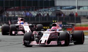 Force India tops 'most raced laps' standings