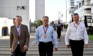 Formula 1 posts an increase in revenue in 2017