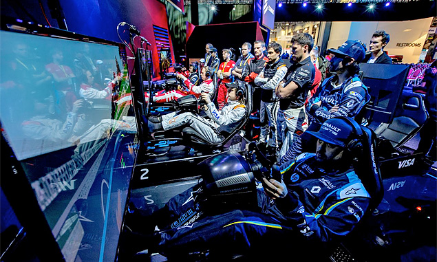 F1 sets up eSports world championship