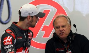 Gene Haas bewildered by gap with top three teams