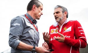 Haas untroubled by new Sauber-Ferrari partnership