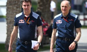 Sainz delighted to see Key remain at Toro Rosso