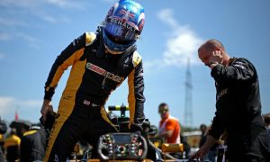 Palmer: 'Definitely good potential from me and the car'
