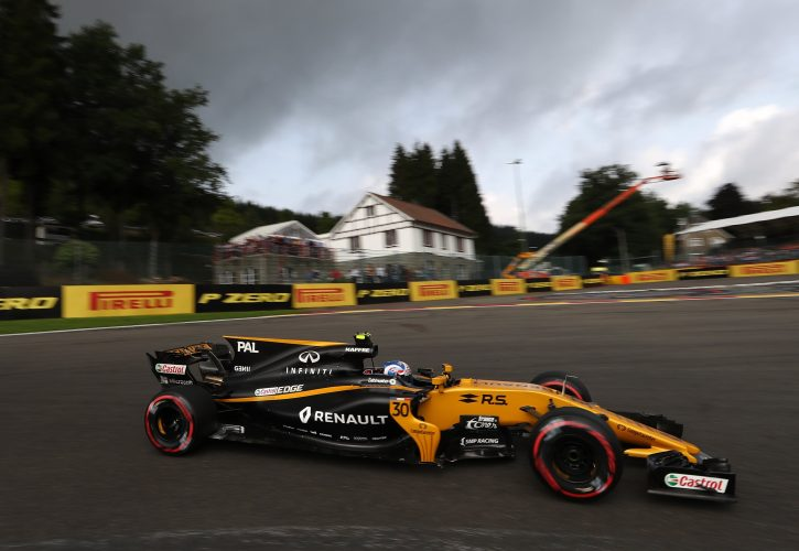 No problems with Alonso's Spa power unit — Honda