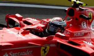 Raikkonen fastest before Spa qualifying shootout