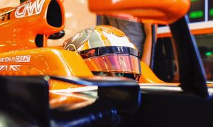 Norris officially named McLaren test and reserve driver