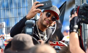 Hamilton: 'The day I leave Mercedes is the day I leave F1'