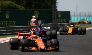 Honda confident of soon catching engine rival Renault