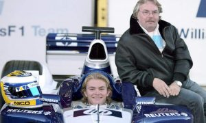 Keke and Nico Rosberg's favourite Williams memories
