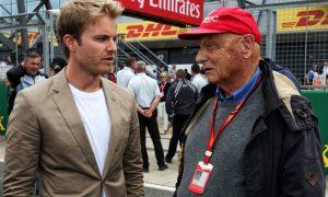 Rosberg: 'Ferrari won't keep up with Mercedes'