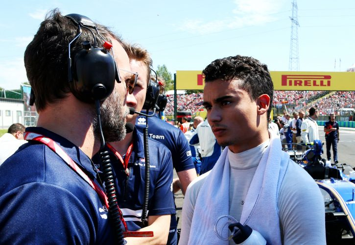 Wehrlein F1 future in jeopardy