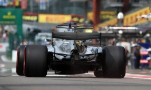 Incredible tyre wobble effect investigated by Pirelli