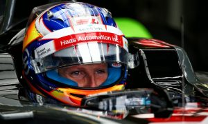 Haas has stepped up its game - Grosjean