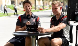 Early driver renewals a benefit to Haas - Steiner