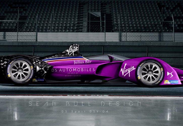 Sean Bull Formula E