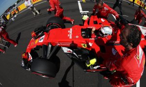 Vettel aiming to beat Mercedes 'at all tracks'