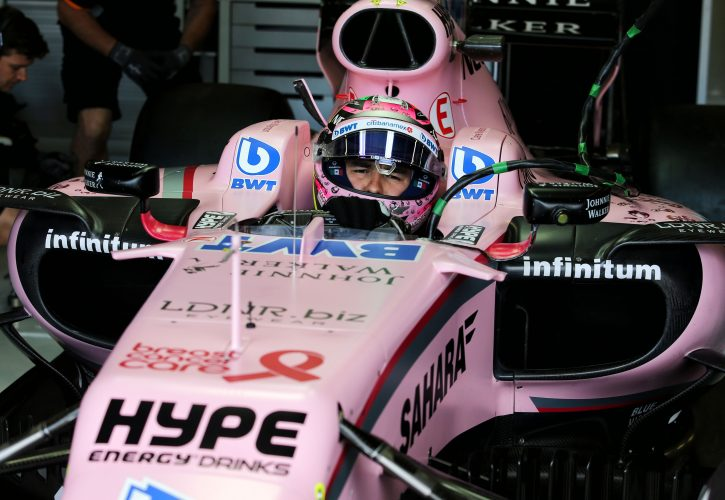 Force India to act on 'very concerning' Ocon, Perez feud