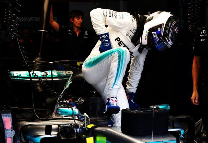 Hamilton Dismisses Vettel Mercedes Move
