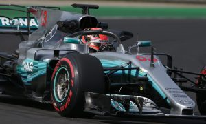 Budapest in-season test: Day 2 pictures