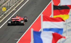 Sebastian Vettel - Hungary in-season testing