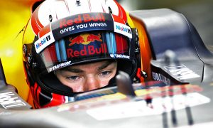 Gasly to 'wait and see' about Toro Rosso promotion