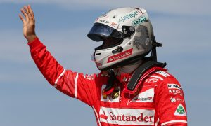Leading the championship 'a dream' says Vettel