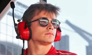 Leclerc handed four FP1 outings by Sauber