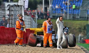 Friday 'a day to forget' for Massa and Williams