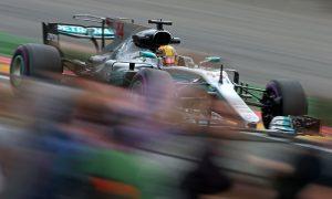 'Strongest Friday so far' for Hamilton