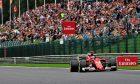 Kimi Raikkonen, Ferrari - Belgian Grand Prix practice