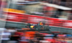 Ricciardo: 'Conservative' strategy could still pay off on race day