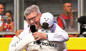 Brawn hails Hamilton as 'one of the all-time greats'