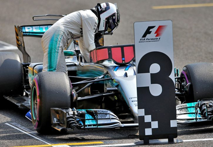 Hamilton wins Belgian GP to trim Vettel's lead to 7 points