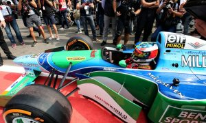 Mick Schumacher brings on the goose bumps at Spa!