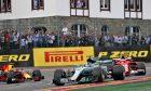 Valtteri Bottas, Mercedes, Belgian Grand Prix