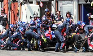 Toro Rosso drivers fear rivals are pulling away