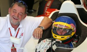 Villeneuve gets two-seater gig for Monza