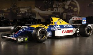 Video: The story of the iconic Williams FW14B