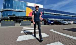 Video: Tour the Red Bull Racing factory with Max Verstappen