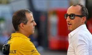 Kubica lurking in the background at Williams?