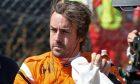 Fernando Alonso, McLaren, Italian Grand Prix