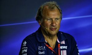 Force India's Fernley deplores lack of action by Liberty
