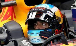 Ricciardo tops FP1 as Red Bull leads the way