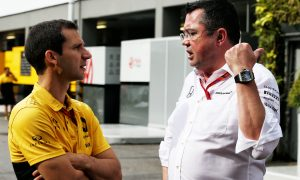 McLaren will have a say in Renault engine design - Boullier