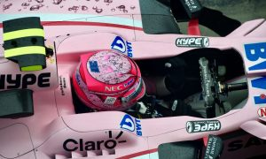 Ocon future 100 percent secure at Force India