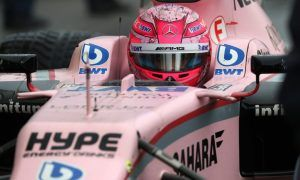 Esteban Ocon, Force India, Italian Grand Prix