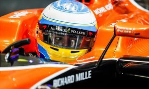 McLaren's Alonso first to put MCL33 through its paces